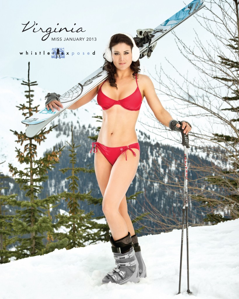Virginia - Miss January 2013 - Whistler Exposed